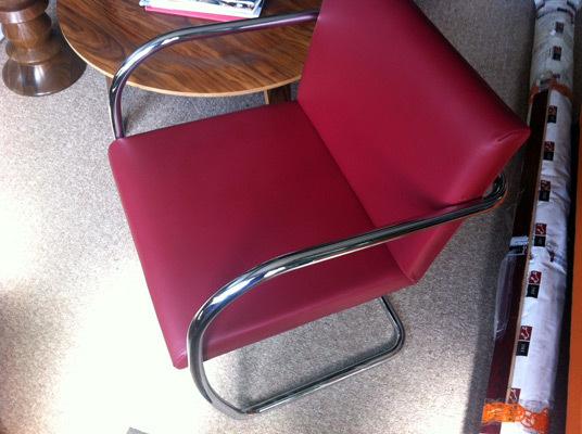 Brno tubular chair mies