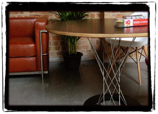 Dining table noguchi