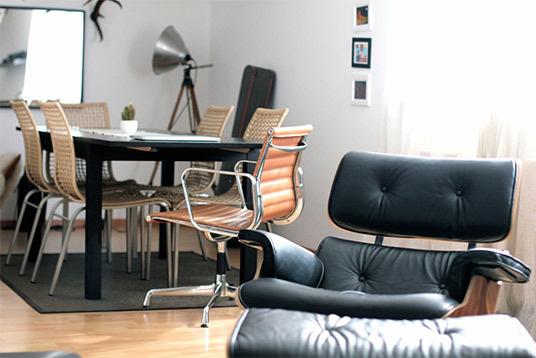 Ea108 innsbruck chair