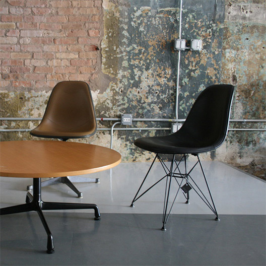 Eames chairs blog