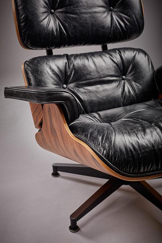 Eames lounge distressed blog