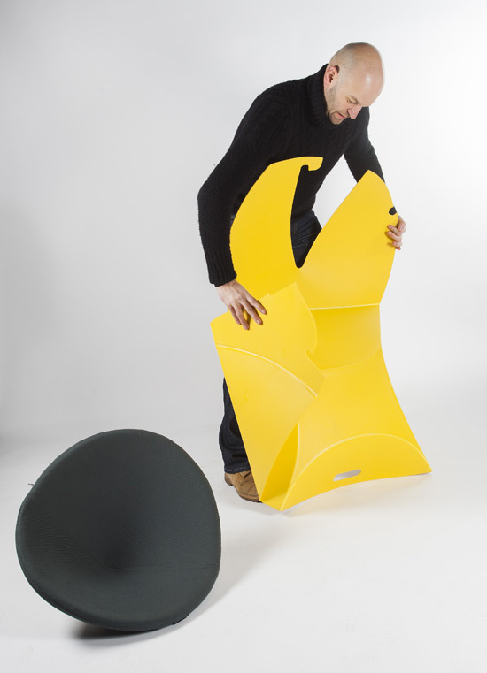Flux chair build001
