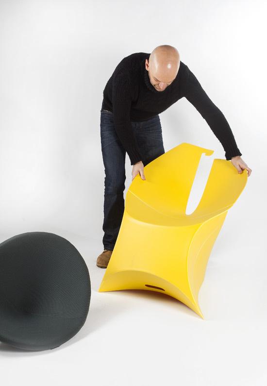 Flux chair build005