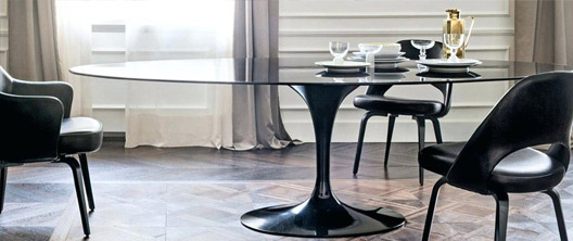 Marble tulip tables 16