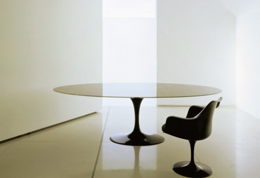 Marble tulip tables 18