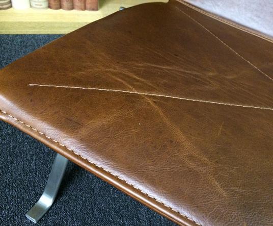 Mid pk22 antique chair