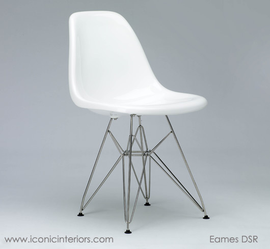 News eames dining chair dsr