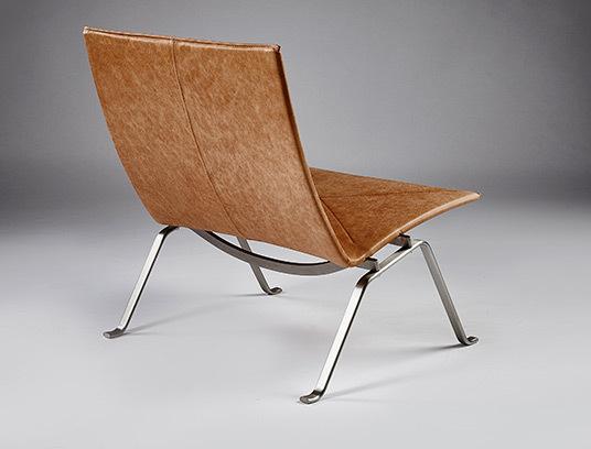 Pk22 chair parchment 09