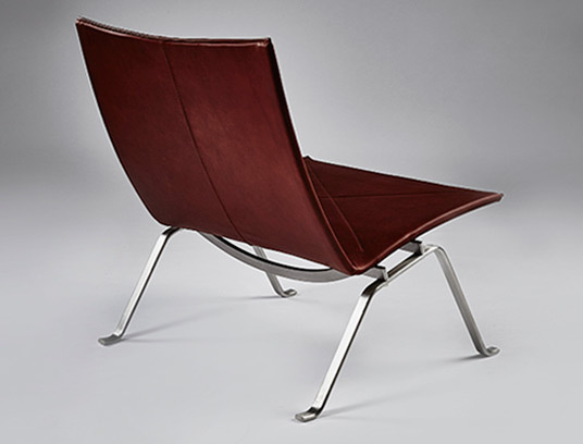 Pk22 chair rust 11