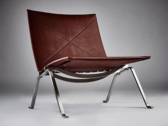 Pk22 chair rust 13