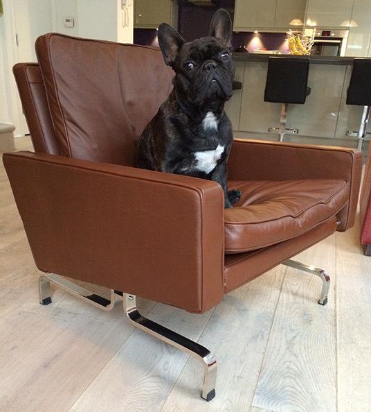 Pk31 chair 2