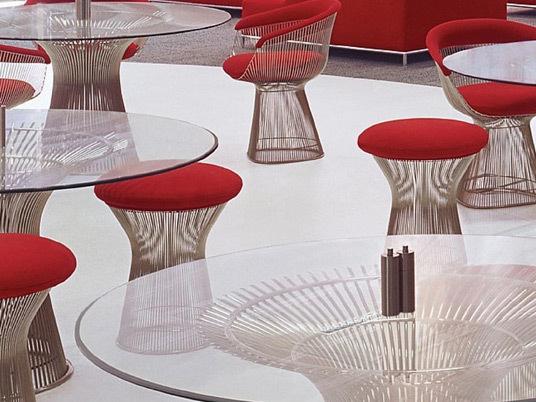 Platner stools
