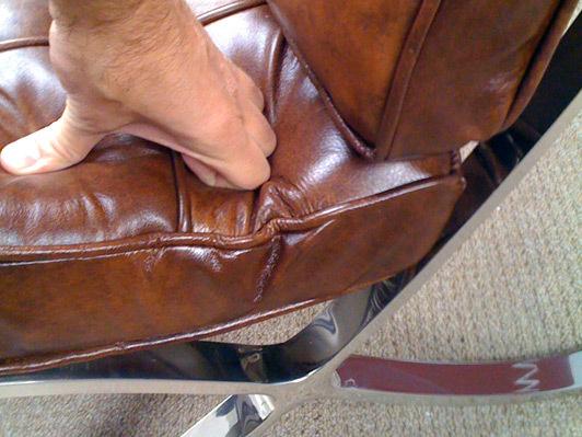 Pre knoll chair barcelona