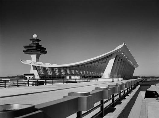 Saarinen dulles airport