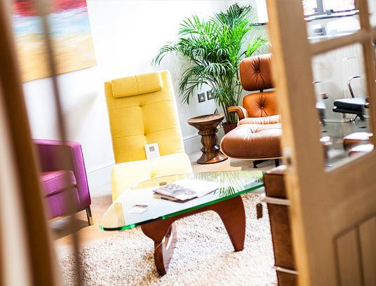 Showroom furniture cheshire