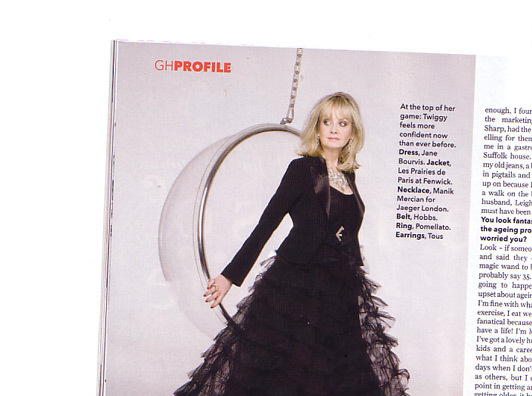 Twiggy hanging bubble chair