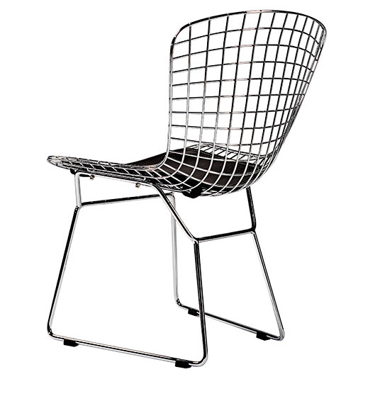 Wire side chair01