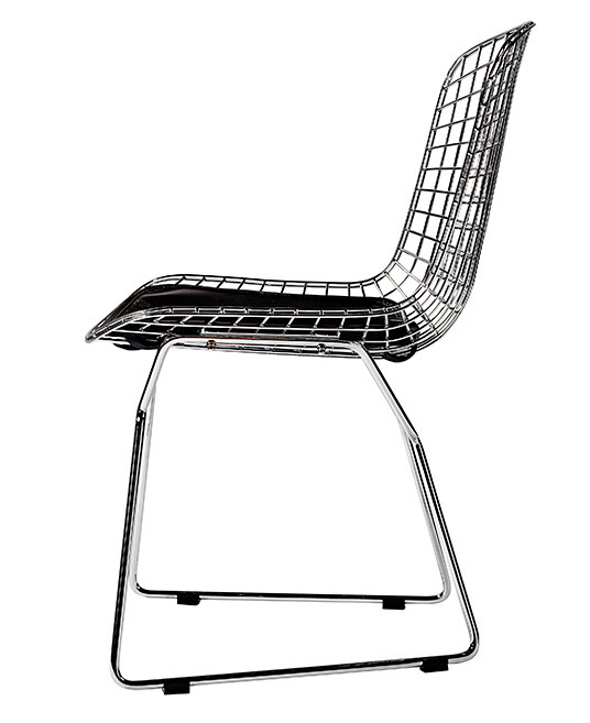 Wire side chair02
