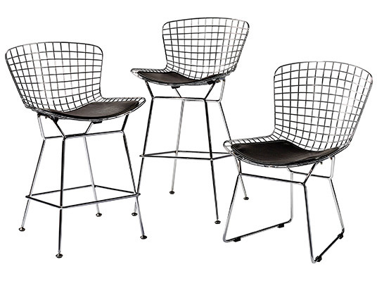 Wire side chair03