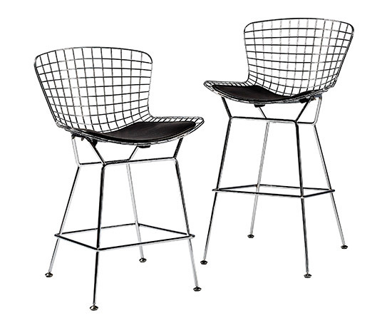 Wire side chair04