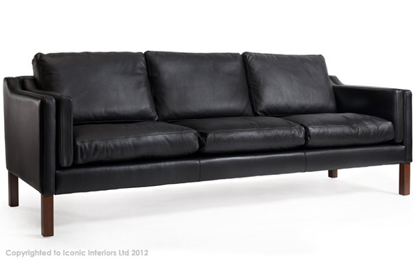 Photograph of 2213 Style 3 Seat Sofa