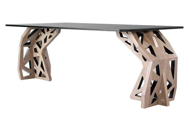 Aponte designer table01Aponte  Table