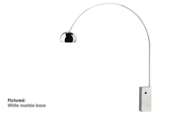 Arco lampAchille Castiglioni Arco Floor Lamp