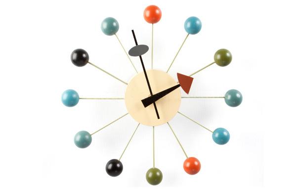 Photograph of Ball Clock