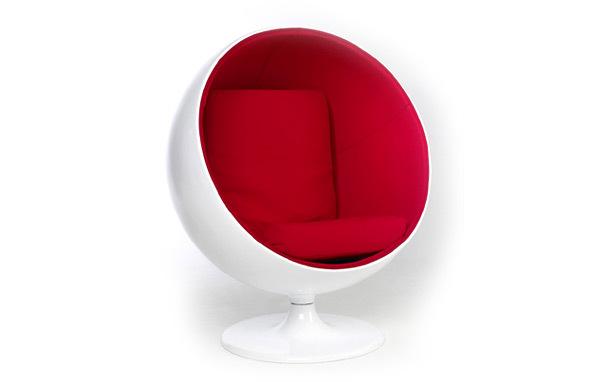 Photograph of Ball Chair