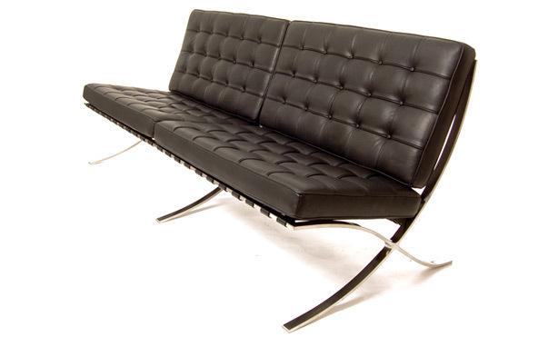 Photograph of Barcelona 3-Seater Sofa