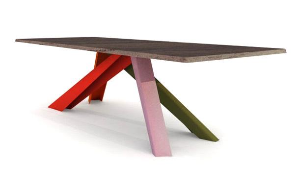 Photograph of Bonaldo Big Dining Table