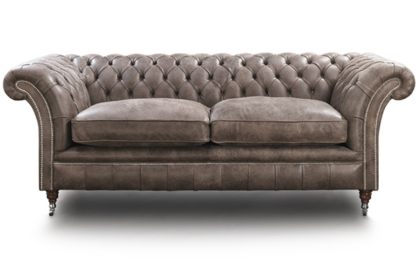 Photograph of Marquis Chesterfield 3 seater sofa