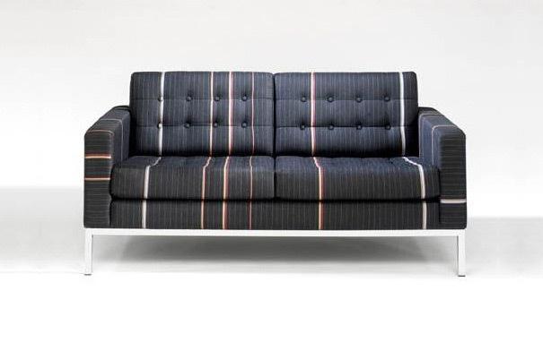Photograph of Club 2 seater sofa
