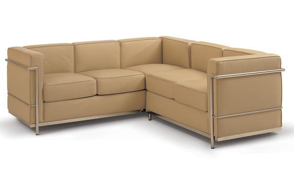 Corner sofas designerLe Corbusier Corner Sofas