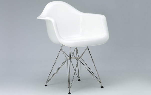 Photograph of Eames Style DAR Dining Chair