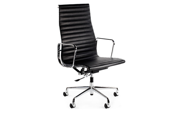 Photograph of Eames Style EA 119 High Back Executive Office Chair