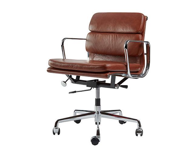 Ea217 brown 008Eames Style EA 217 replica office chair