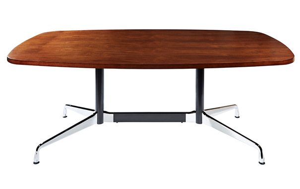 Photograph of Charles Eames Dining  Conference Table
