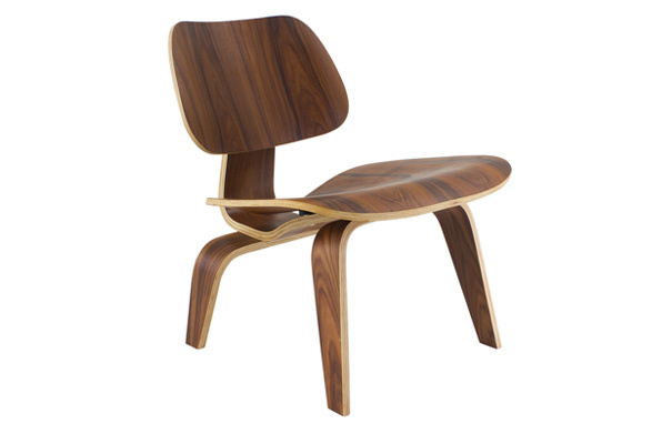 Eames lcw plywood chairEames Style Plywood LCW Lounge Chair