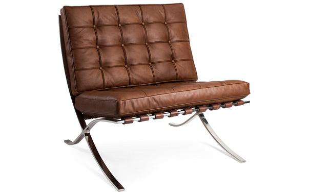 Photograph of Bamberg Barcelona Chair