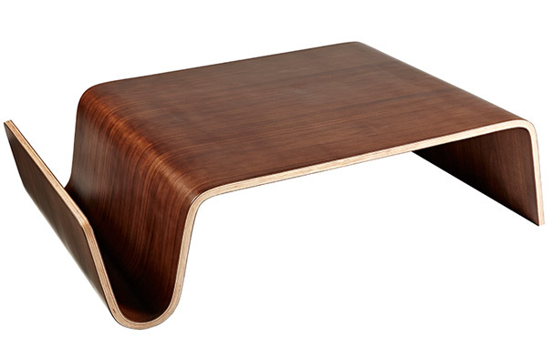 Photograph of Curve Coffee Table