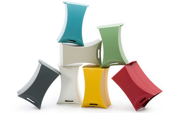 Photograph of Flux Pop Side Table