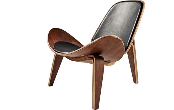 Hans shell chairShell Chair