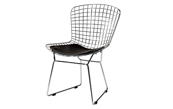 Harry bertoia wire side chairWire Side Chair
