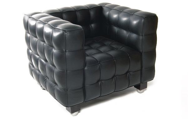 Hoffmann josef chairKubus Chair