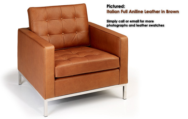 Photograph of Florence Knoll Arm chair