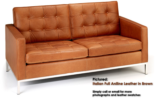 Photograph of Knoll 2 seater sofa