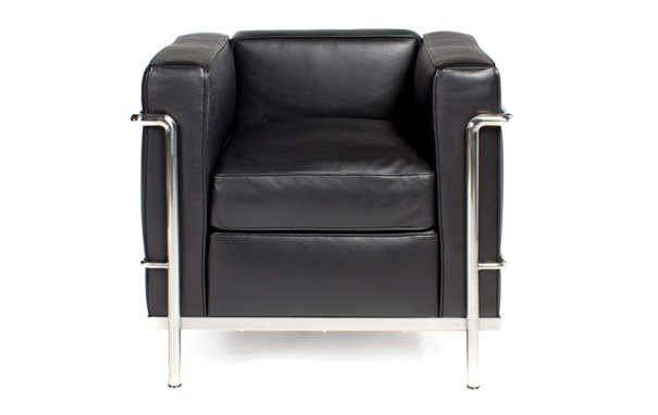 Photograph of Le Petit Confort Armchair LC2