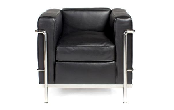 Lc2 corbusier armchairLe Petit Confort Armchair LC2