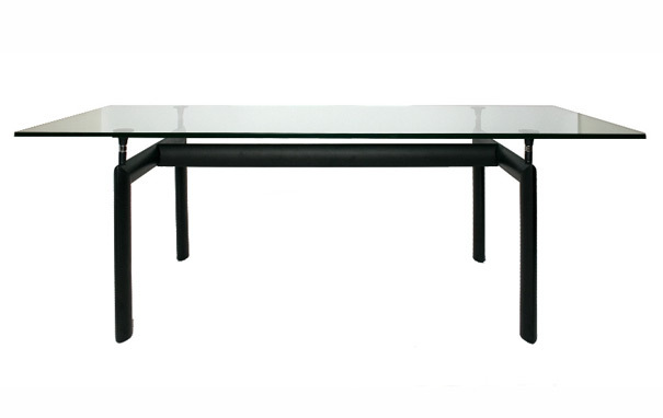 Photograph of Le Corbusier LC6 Dining Table (Italian)